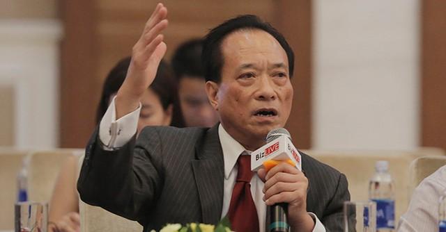 Chuyên gia tài chính - ngân hàng Nguyễn Trí Hiếu. Ảnh: Chu Hoàn.