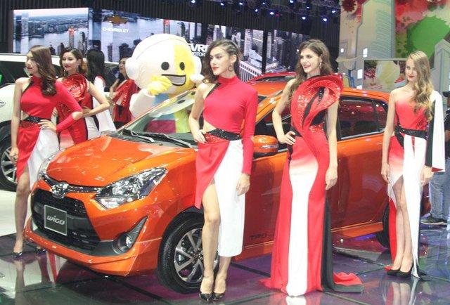 Các mẫu xe nhỏ dành cho đô thị vốn có nhu cầu cao tại Việt Nam.