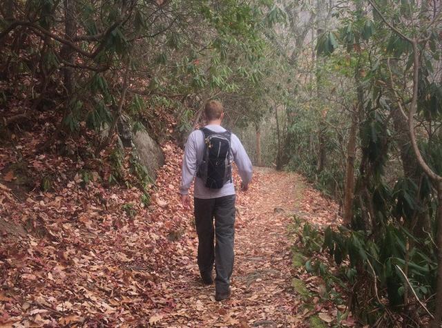Thiền khi leo núi là điều bạn nên trải nghiệm vì thực sự rất tuyệt vời.