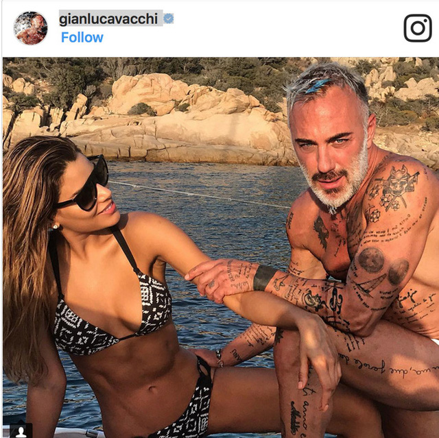 Trang Instagram của ông thu hút tới 11 triệu lượt theo dõi.