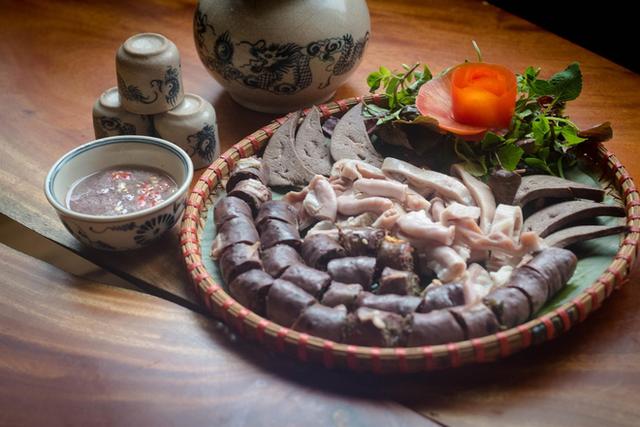 Nhật Bản cấm các món từ gan lợn (Ảnh minh họa)
