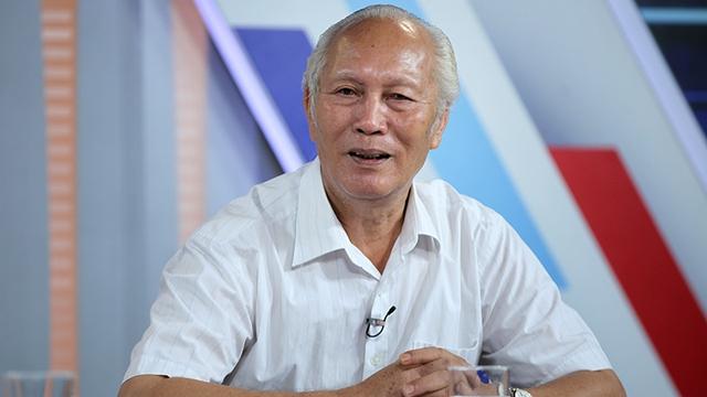 PGS. TS Nguyễn Quang Toản. Ảnh: Lê Anh Dũng