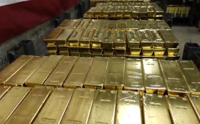 Tính đến thời điểm giai đoạn này, kho vàng Fort Knox chứa hơn 147 triệu ounces vàng, nâng tổng giá trị lên tới 186 tỷ USD (khoảng 4,2 triệu tỷ đồng).
