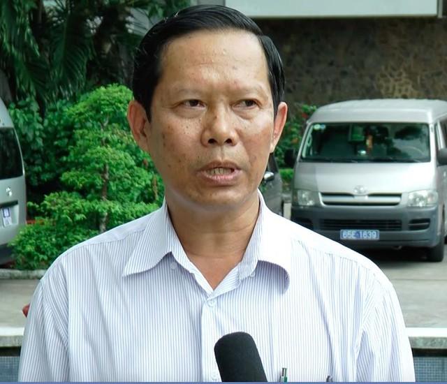 Ông Nguyễn Hoàng Ba -Giám đốc Sở Nội vụ TP Cần Thơ