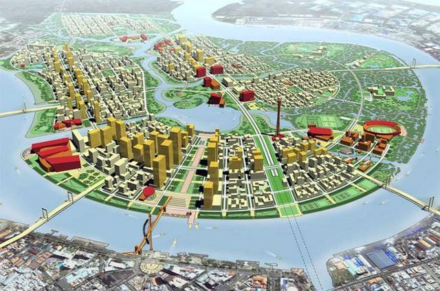 Khu vực Thảo Điền thu hút ngày càng nhiều đầu tư dự án BĐS.
