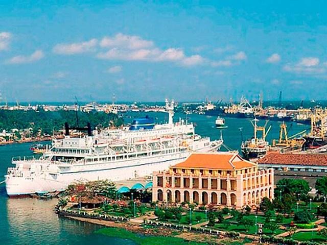 Diện mạo khu vực cảng Nhà Rồng - Khánh Hội tương lai. Đồ họa: HỒ TRANG