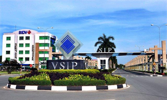 KCN VSIP tỉnh Bình Dương