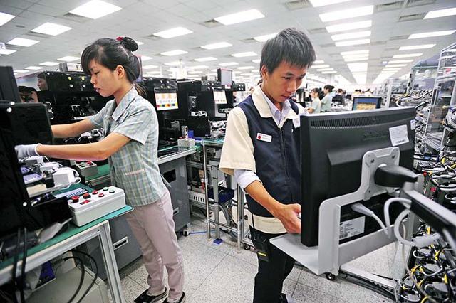 Tăng trưởng GDP quý III có công lớn của Samsung.
