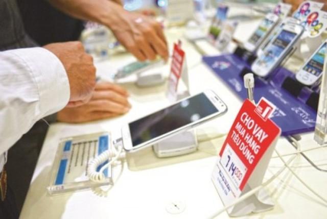 Các ngân hàng đẩy mạnh cho vay tiêu dùng