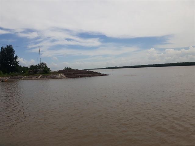 Vùng ven biển cửa sông Văn Úc là nơi có tiềm năng lớn về nuôi ngao