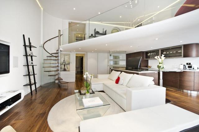 Thiết kế nhà gác lửng đẹp vừa giúp mở rộng diện tích sinh hoạt cho gia đình vừa tạo nên nét đẹp độc đáo cho ngôi nhà.