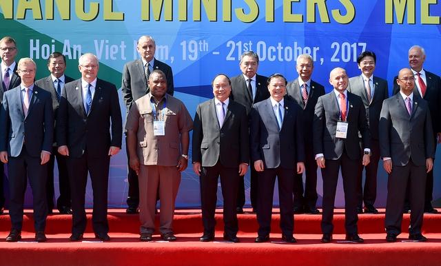 Thủ tướng dự sự kiện quan trọng nhất của tiến trình Bộ trưởng Tài chính APEC - Ảnh 1.
