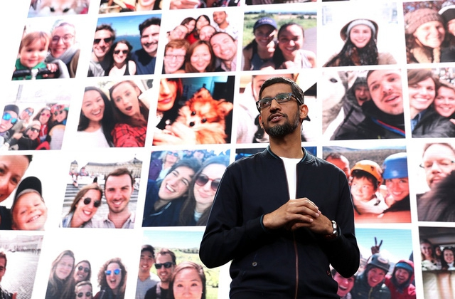 Sundar Pichai CEO của Google