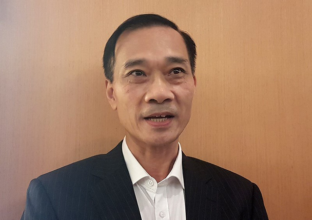 Chủ nhiệm Uỷ ban Kinh tế Vũ Hồng Thanh.