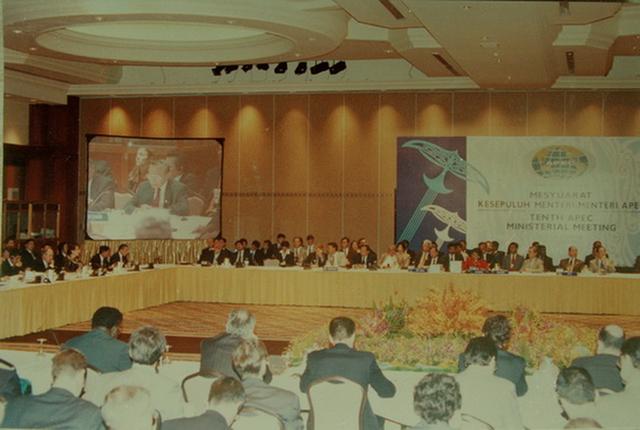 Người Việt Nam đầu tiên dự APEC kể về bản đề án viết trong 2 tuần và cuộc họp lúc 1h đêm - Ảnh 2.