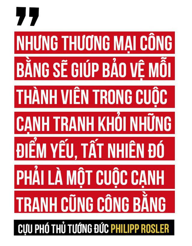 Ông Philipp Rosler: Việt Nam đang rất nổi bật trên bản đồ thương mại thế giới - Ảnh 1.