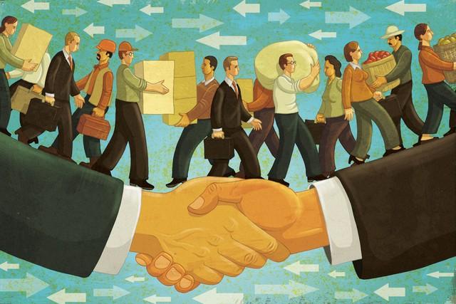 Toàn cầu hóa, di cư và siêu quyền lực của các tập đoàn đa quốc gia - Ảnh 1.