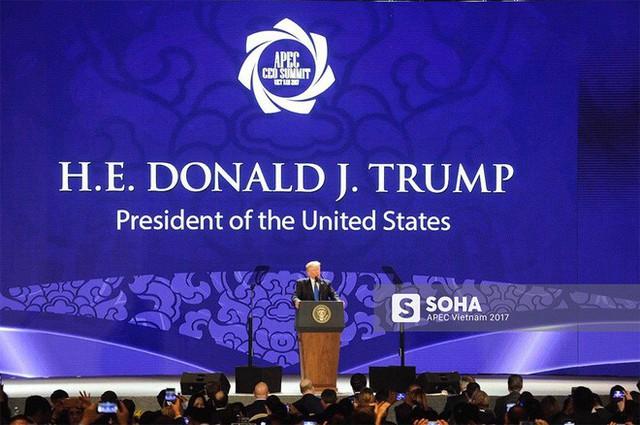 TS. Terry Buss: Bài phát biểu ở CEO Summit là diễn văn tuyệt vời nhất từ trước đến nay của ông Trump - Ảnh 1.