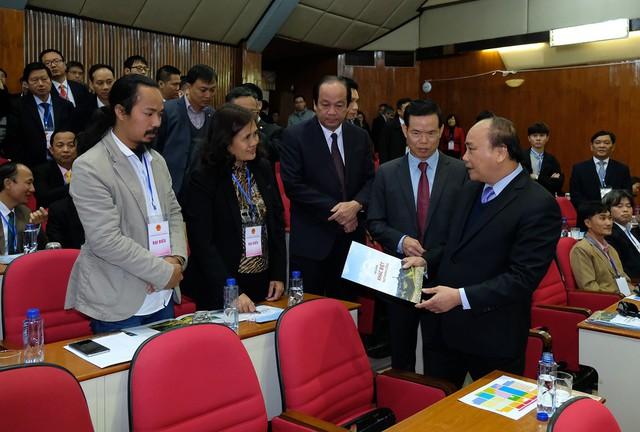 Thủ tướng nhấn mạnh Hà Giang phải có sự khác biệt trong phát triển - Ảnh: VGP/Quang HIếu