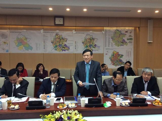 Phó Chủ tịch UBND tỉnh Bắc Ninh Nguyễn Tiến Nhường khẳng định: Tỉnh Bắc Ninh sẽ tập trung chỉ đạo, hỗ trợ cao nhất cho TP Bắc Ninh trong phát triển đô thị.