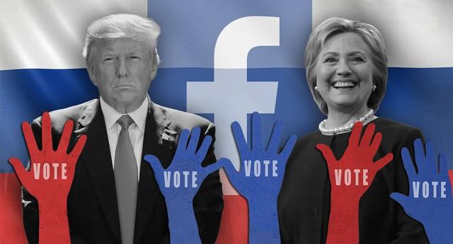 Facebook vướng vào vụ bê bối liên quan đến các quảng cáo từ Nga nhằm tác động đến kết quả bầu cử tổng thống Mỹ.