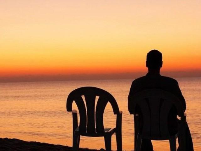 Hãy xem cô đơn chỉ là phép thử ở đời, đừng nên sợ hãi.