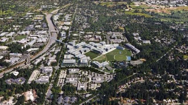 Khuôn viên Redmond sẽ được phá bỏ và thay vào đó là xây dựng một thành phố mini bền vững.