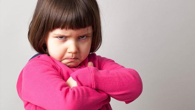 Nếu bạn hay tỏ ra tức giận dù với ai và vì nguyên nhân gì trước mặt con thì đó rất có thể con sẽ làm theo (Ảnh minh họa).