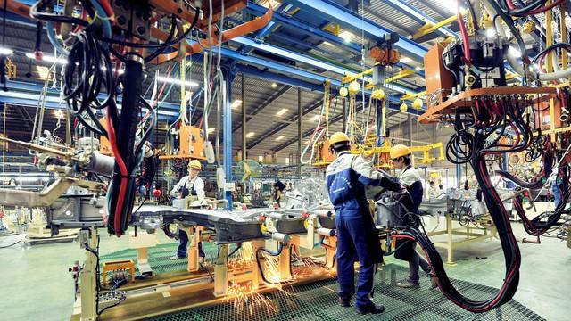 Bộ ba doanh nghiệp trong nước nỗ lực đầu tư nhà máy với hệ thống dây chuyền, công nghệ hiện đại nhất khu vực.