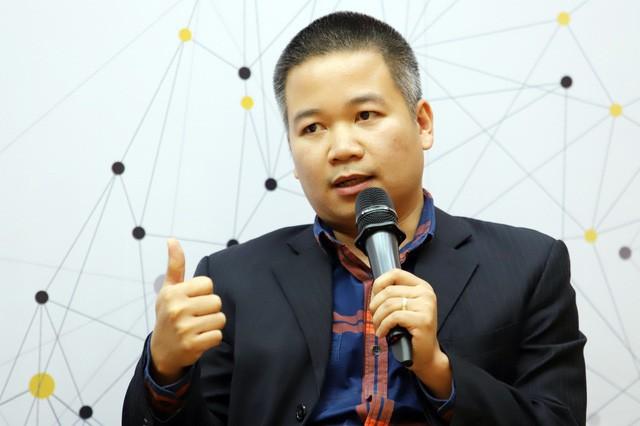 Ông Trần Hữu Đức - Giám đốc Quỹ đầu tư mạo hiểm FPT Ventures