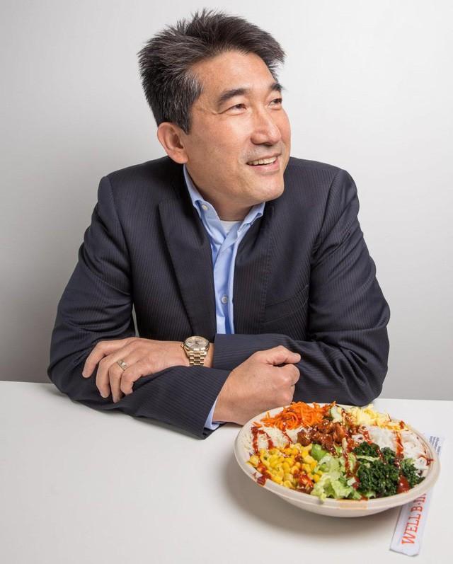 Charley Shin đang tập trung xây dựng chuỗi Bibibop Asian Grill - Ảnh: Forbes.