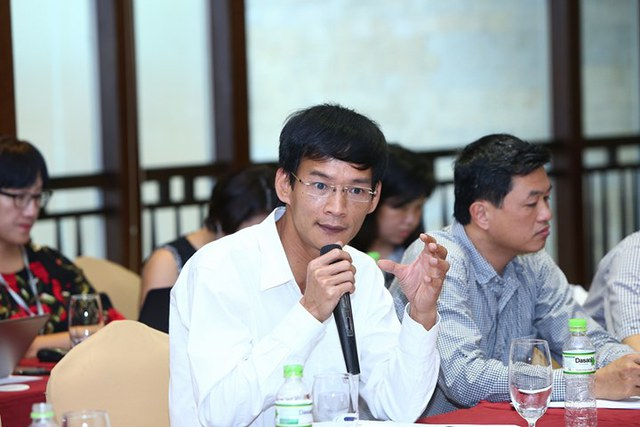 Ông Nguyễn Xuân Cường, Phó Chủ tịch Hội Truyền thông số