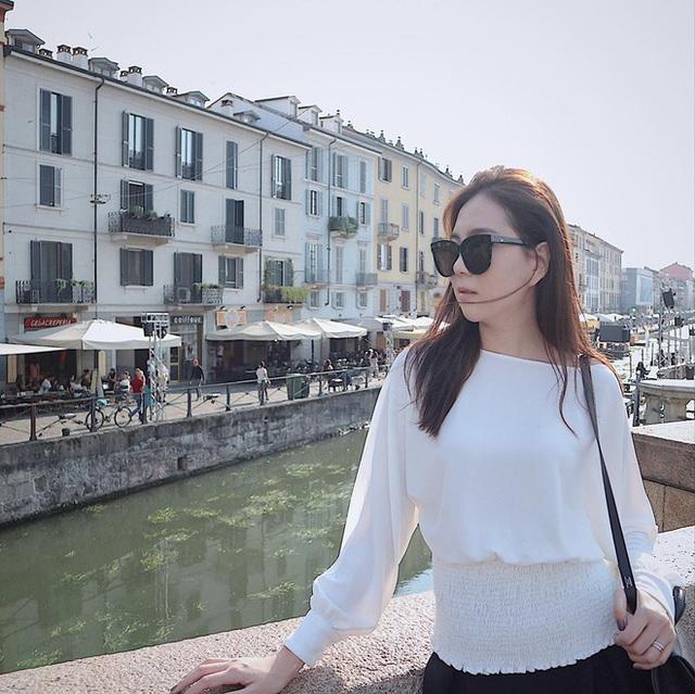 Đẹp kiêu chảnh tại thành phố lãng mạn Venice nước Ý.