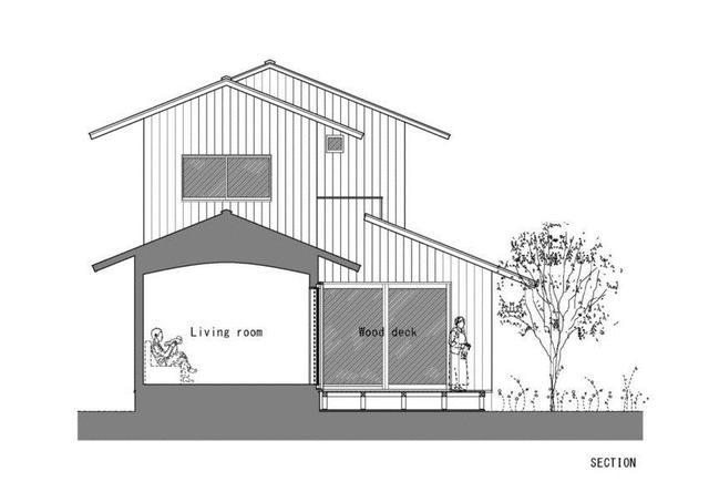 Ngôi nhà 2 tầng được thiết kế cực kỳ thông minh của cặp vợ chồng trẻ người Nhật - Ảnh 11.