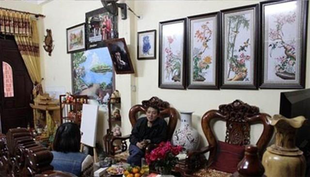 Ngoài ngôi nhà mới xây, Chiến Thắng còn sở hữu căn nhà 3 tầng bề thế nằm ở trung tâm thị xã Vĩnh Phúc. Tuy nhiên, ngôi nhà này anh đã để lại cho vợ cũ cùng các con.