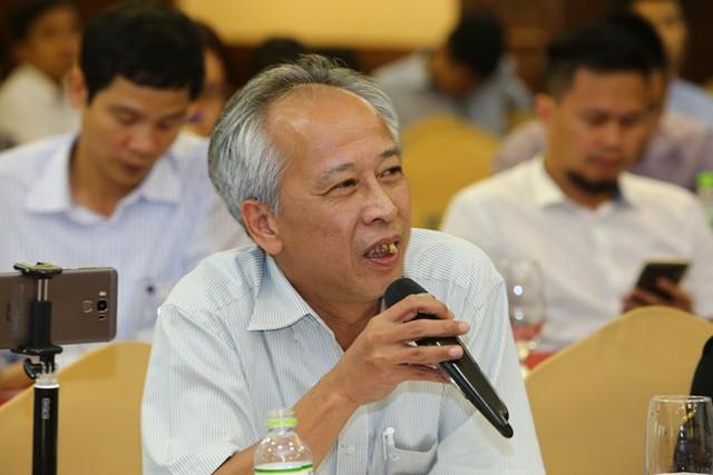 Ông Nguyễn Long, Phó Chủ tịch kiêm Tổng thư ký Hội Tin học Việt Nam (VAIP).