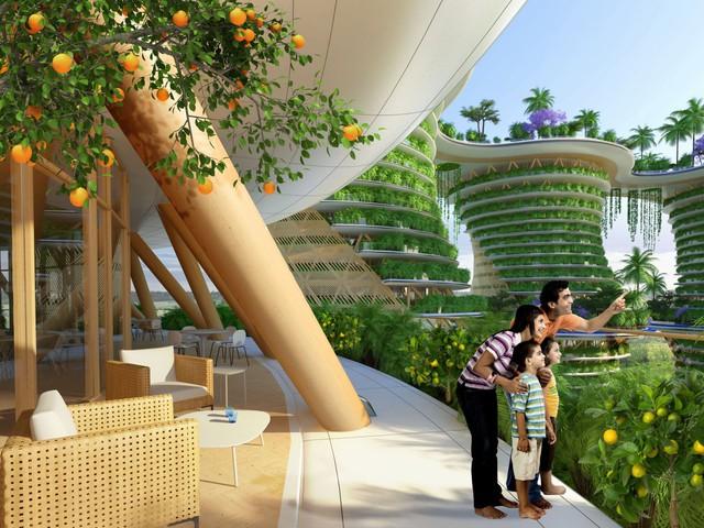 Công trình sẽ được xây dựng ở thủ đô New Delhi, Ấn Độ và dự kiến hoàn thành trong năm 2020.