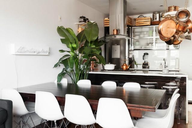 Ý tường này vừa thuận tiện nhưng cũng tạo nên nét độc đáo và cá tính riêng của chủ nhà.