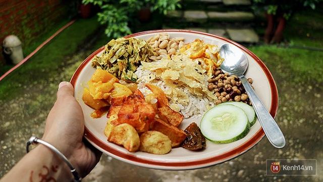 1 suất ăn được khách sạn Bandipur Organic Home hotel được chuẩn bị với nhiều loại ngũ cốc bổ dưỡng.