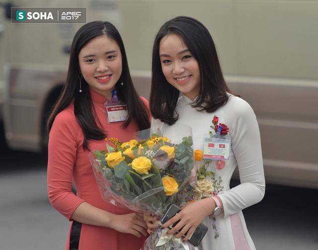 Bó hoa được chuẩn bị để tặng Tổng bí thư, Chủ tịch Trung Quốc Tập Cận Bình