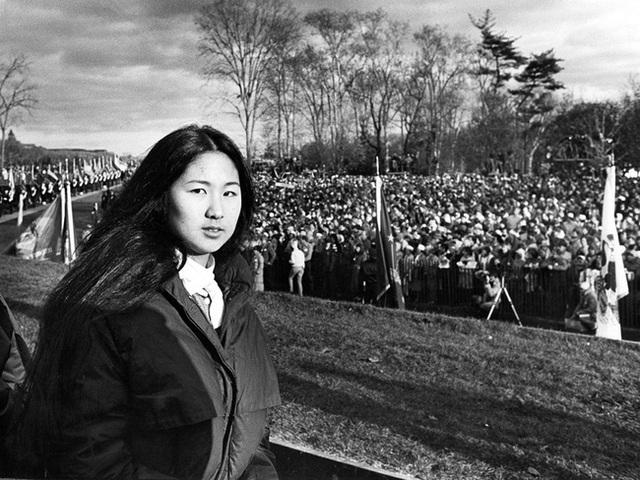 Bức ảnh được chụp từ 13/11/1982 khi cô 23 tuổi.