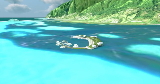 Ông Quirk cho biết, nếu được sự chấp thuận của chính phủ trong tương lai ông sẽ mở rộng dự án và xây dựng những căn nhà ở giá rẻ. Trước mắt, dự án này sẽ nhắm đến những nhà đầu tư thuộc giới thượng lưu. Ông cũng kỳ vọng thành phố này sẽ trở thành trung tâm phát triển năng lượng từ sóng biển, năng lượng mặt trời nổi trên mặt nước, khoa học vật liệu, thực phẩm và nhiên liệu từ tảo, điều hoà không khí bằng nước biển …