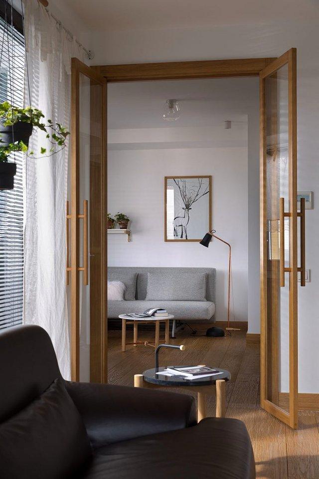 Căn hộ đẹp như mơ với cây xanh và nội thất gỗ - Ảnh 17.