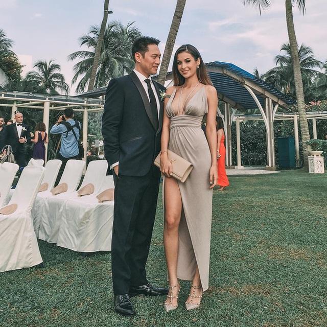 Vợ chồng Judd - Sonya cực kỳ đẹp đôi.
