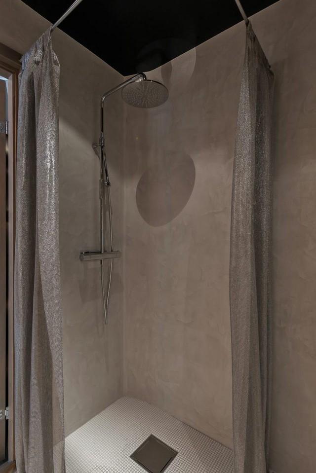 Không gian nhà tắm hiện đại.