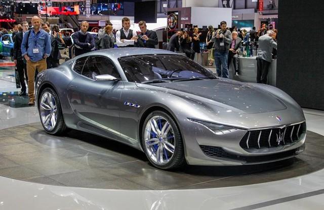 Maserati Alfieri sẽ có thêm phiên bản V6. Ảnh: Gearheads.