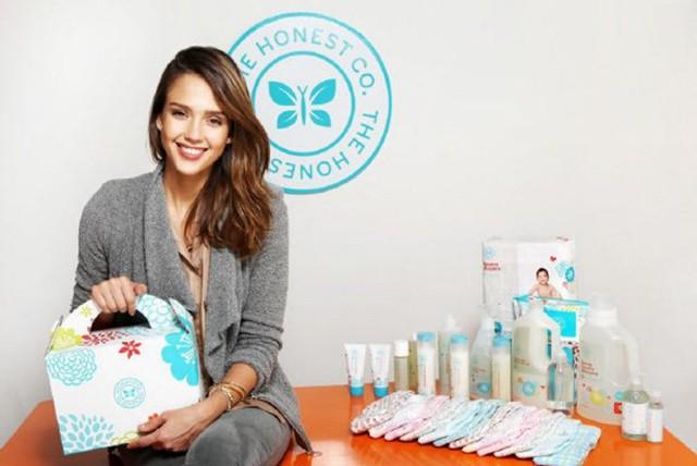 Khi kết hôn và trở thành mẹ, Jessica bắt đầu quan tâm tới sức khỏe hơn. Cô cho rằng hiện nay trên thị trường có quá nhiều sản phẩm chứa chất độc hại cho trẻ em. Ảnh: Thestar.