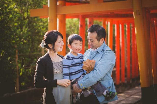 Đàn ông Nhật hiện đại có xu hướng dành nhiều thời gian cho gia đình. Ảnh: beautyandthecutie.