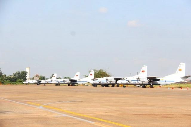 Sau khi hoàn thành cải tạo khu vực 21ha này có thê tăng thêm từ 30 - 35 vị trí đỗ cho tàu bay dân sự.