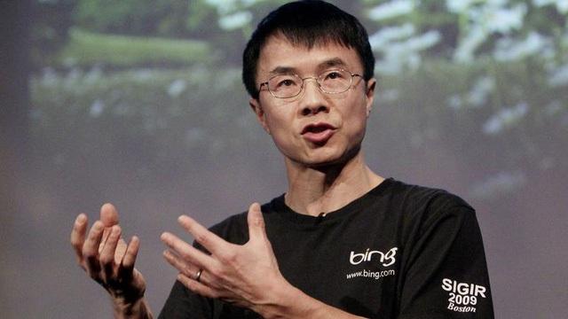 Qui Lu, cánh tay mặt của CEO Microsoft Satya Nadella đã về đầu quân cho Baidu.